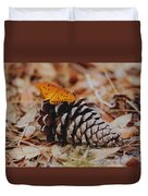 Butterfly Cone Duvet Cover