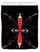 Butterfly Design Duvet Cover