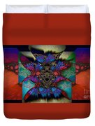 Butterfly Effect 2  Duvet Cover