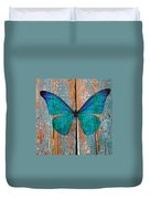 Butterfly Exhibition 1 Duvet Cover