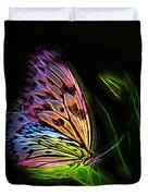 Butterfly Fantasy 2a Duvet Cover
