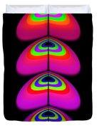 Butterfly Heart Duvet Cover