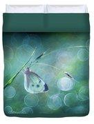 Butterfly Imagination Duvet Cover