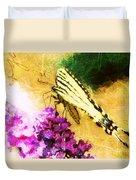 Butterfly Journey Duvet Cover