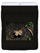 Butterfly Mushroom Duvet Cover