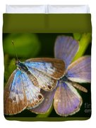 Butterfly Pair Duvet Cover