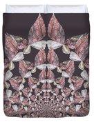 Butterfly Rock Duvet Cover