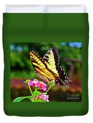 Butterfly Series #8 Duvet Cover