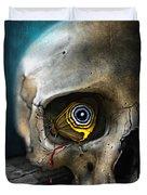 Butterfly Skull Duvet Cover