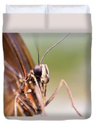 Butterfly Tongue Duvet Cover
