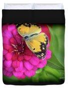 Butterfly Whispers Duvet Cover