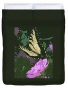 Butterfly's Delight Duvet Cover