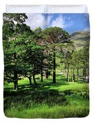 Buttermere Pines Duvet Cover