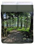 Buttermere Woods Duvet Cover