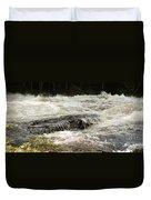 Buttermilk Falls Bubbles Duvet Cover