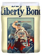 Buy Liberty Bonds Duvet Cover