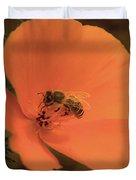 Buzzing Bee 1 Duvet Cover