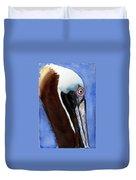 Bwon Pelican Eye Duvet Cover