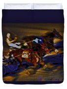 By A Nose 2 Duvet Cover