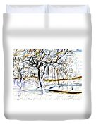 By Waters Edge Duvet Cover