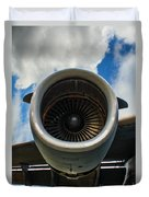 c-17 Power Duvet Cover