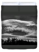 C Clouds Duvet Cover