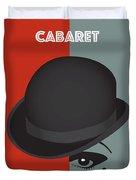 Cabaret - Alternative Movie Poster Duvet Cover