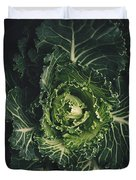 Cabbage  Duvet Cover