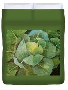 Cabbage Duvet Cover