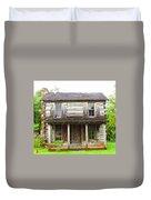 Cabin #2 Duvet Cover