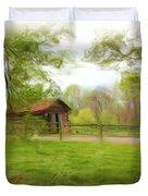 Cabin House Series 1360 Duvet Cover
