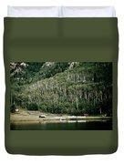 Cabin Life Duvet Cover