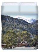Cabin Light Duvet Cover