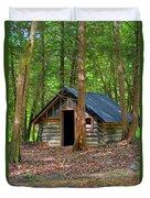 Cabin Duvet Cover
