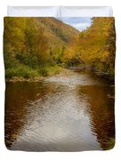 Cabot Trail Autumn 2015 Duvet Cover