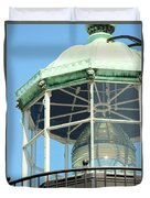 Cabrillo Lighthouse 1 Duvet Cover