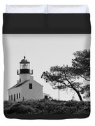 Cabrillo Lighthouse 3 Duvet Cover