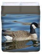 Cackling Goose Duvet Cover