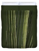 Cactus Abstract Duvet Cover