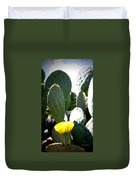 Cactus Bloom Duvet Cover