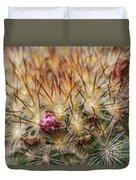Cactus Bud Duvet Cover