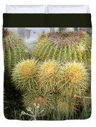 Cactus Family Duvet Cover