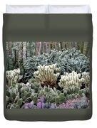 Cactus Field Duvet Cover