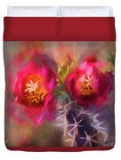 Cactus Flower 07-003 Duvet Cover