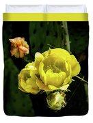 Cactus Flower 07-010 Duvet Cover
