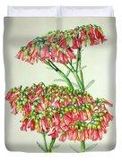 Cactus Flower 3 Duvet Cover