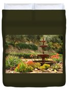 Cactus Fountain Duvet Cover