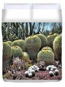 Cactus Galore  Duvet Cover