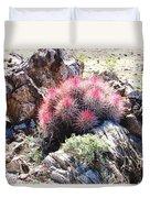 Cactus Garden Duvet Cover