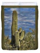 Cactus Home Duvet Cover